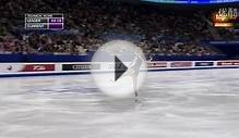 Gracie GOLD 2015 World Figure Skating. Ladies - SP