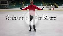 HOW TO DO A SIT SPIN | FIGURE SKATING ️ ️