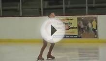 Kennedy Figure Skating Freestyle 4 Artistic to Music from
