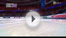 Ladies SP - European Figure Skating Championship 2015 (Rai