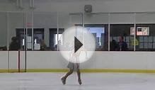 Mia Grace - Silver Skate 2015 South Dayton Figure Skating Club