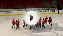 Miami University of Ohio Synchronized Skating Camp Aug 9 2013