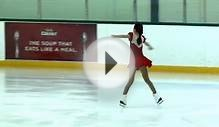 Naomi Lee figure skating Championship competition of