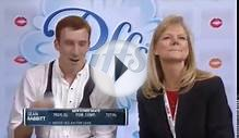 [NBC] Sean Rabbitt - FP U.S. Figure Skating Championships 2015