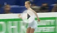 Polina Edmunds - 2014 World Figure Skating Championships