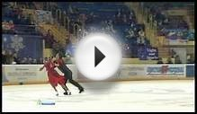 Russian Figure Skating Championships videos and results