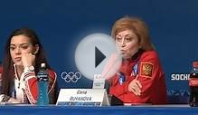 Russian Skating Coach Pushes Back Score Criticism