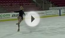 Single Axel Figure Skating
