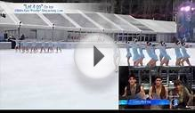 "Skyliners Synchronized Skating ""Let It Go"" on GMA"