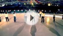 St Cloud Figure Skating Club- 2014 Time Lapse