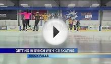 Synchronized Figure Skating Grows In Popularity
