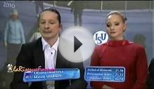 TANGO ROMANTICA - ISU European Figure Skating